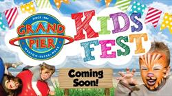 Grand Pier KidsFest 2017 - Dinosaur Takeover, Feat. Andy Day