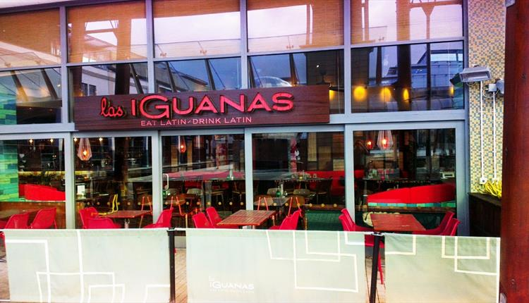 Las Iguanas - Harbourside