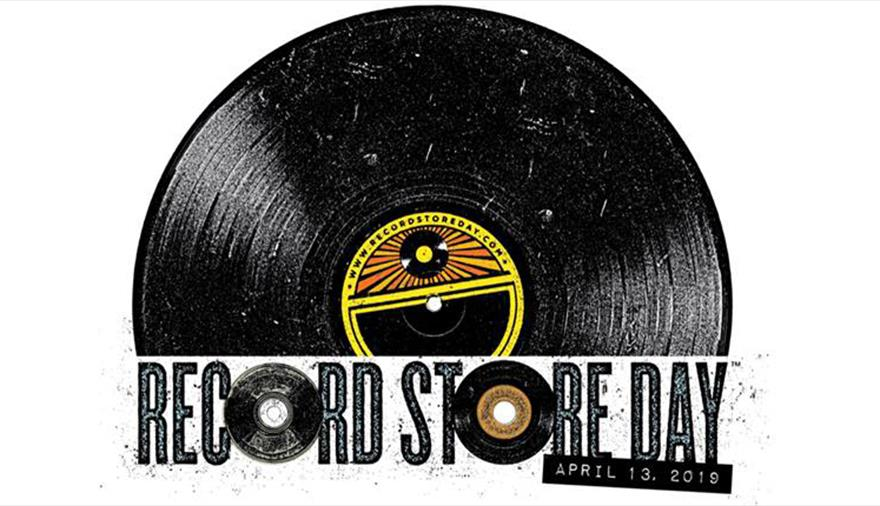 Record Store Day at Longwell Records