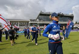 ICC Women's World Cup at Gloucestershire County Cricket Club