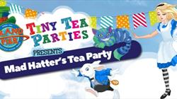 Tiny Tea Parties Presents: Mad Hatter's Tea Party at the Grand Pier
