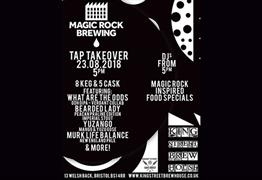 Magic Rock Tap Takeover at King Street Brew House