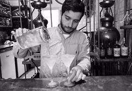 Too Drunk to Shuck at Psychopomp Micro Distillery
