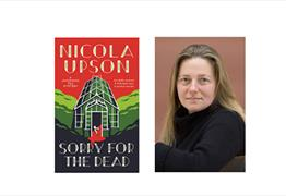 Meet the Author: Nicola Upson at Henleaze Library