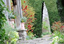 Meet the Gardener, followed by afternoon tea at Thornbury Castle