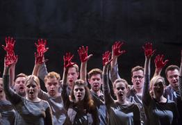 Online Stream: Messiah by Bristol Old Vic
