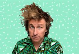 Milton Jones at Colston Hall