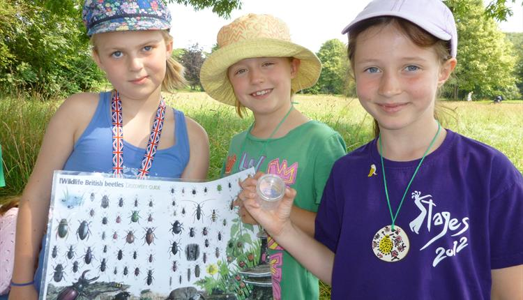 Minibeast Magic at Avon Gorge and Downs Wildlife Project