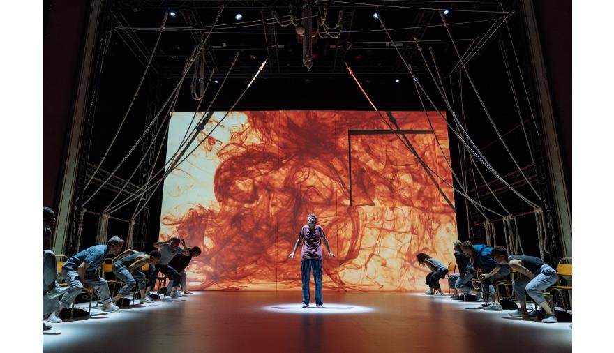 Online Stream: A Monster Calls by Bristol Old Vic