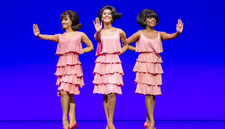 Motown the Musical at Bristol Hippodrome