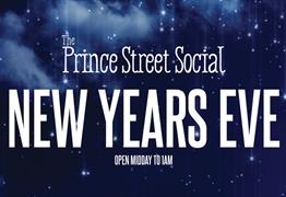 New Years Eve at Prince Street Social