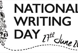 National Writing Day Event 2018 at Bristol Central Library