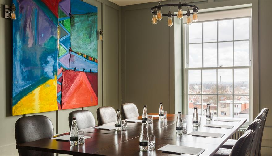Number Thirty Eight Meeting Room