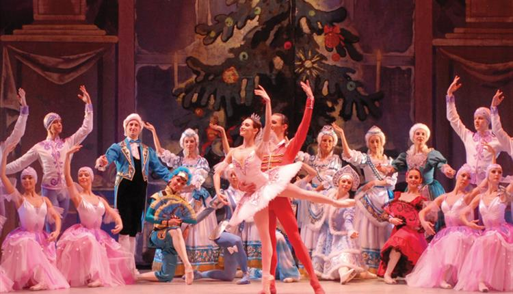 The Russian State Ballet & Orchestra of Siberia: The Nutcracker at Bristol Hippodrome