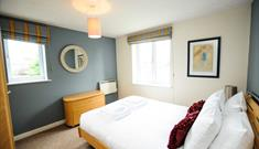 Your Stay Bristol - Orchard Gate room