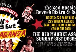 New Years Eve Extravaganza at The Old Market Assembly
