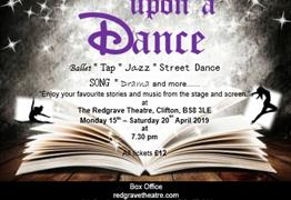Once Upon A Dance at Redgrave Theatre