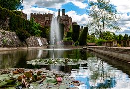 Open Gardens at Berkeley Castle