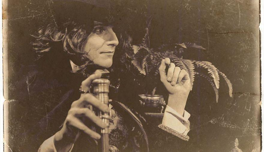 Tea with Oscar Wilde by Don't Go Into the Cellar! at Arnos Vale