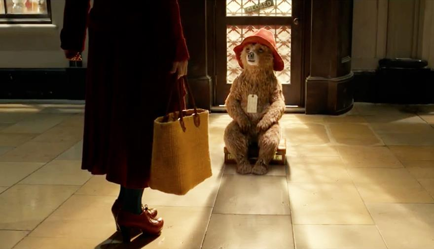 Paddington: The Movie at Bristol Museum and Art Gallery