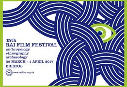 RAI Film Festival: anthropology/ethnography/archaeology at Watershed