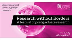 Research without Borders 2019 at Colston Hall