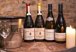 Best of the New World Cellar Tasting  at Averys Wine Merchants