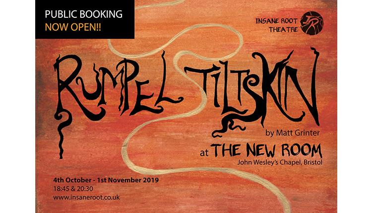 Rumpelstiltskin at John Wesley's Chapel 'The New Room'