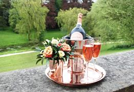 Laurent-Perrier Champagne Evening with 5 Course Tasting Dinner at Ston Easton Park Hotel