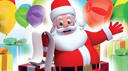 Santa's Christmas Party at Redgrave Theatre