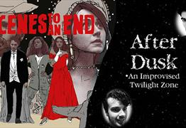 Science Fiction Double Theatre: Scenes to an end & after dusk at The White Bear