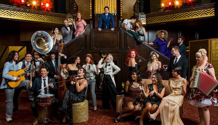 Scott Bradlee's Postmodern Jukebox at the O2 Academy