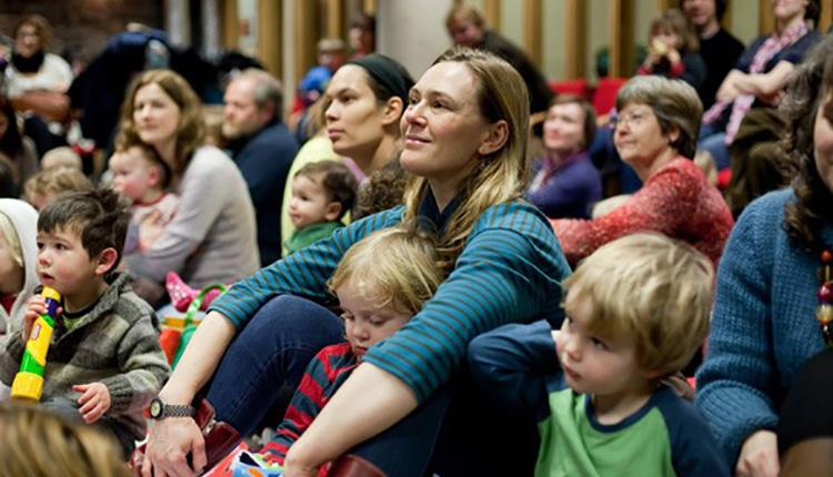 Sea Hear Storytelling at the Brunel Institute