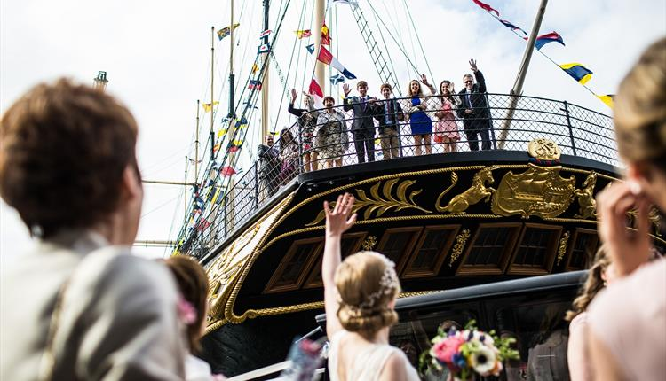Brunel's SS Great Britain Weddings