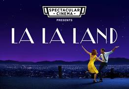 Spectacular Cinema: La La Land at Hamilton House