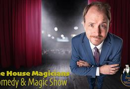 One Man Comedy & Magic Show at Smoke & Mirrors
