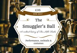 The Smuggler's Ball at The Milk Thistle