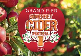 Somerset Cider Festival at The Grand Pier