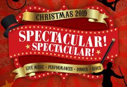 Spectacular Spectacular! Christmas Parties at The Grand Pier