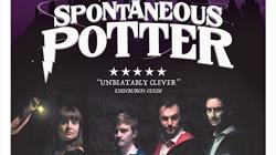 Spontaneous Potter at 1532 Performing Arts Centre