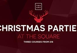 The Square Christmas Parties