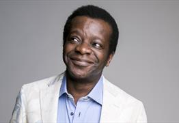 Stephen K Amos at the Redgrave Theatre