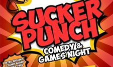 Sucker Punch Comedy & Games Night at Riproar Comedy Club