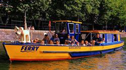 Sunday Riverside Roast with Bristol Ferry