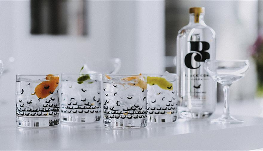 Supper Club with Black Cow Vodka at Riverstation