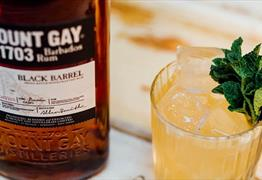 Supper Club with Mount Gay Rum at Riverstation