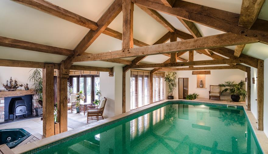 SummerHouse pool