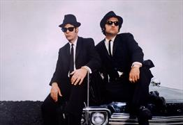 Pop-up Cinema - The Blues Brothers at St Alban's Church
