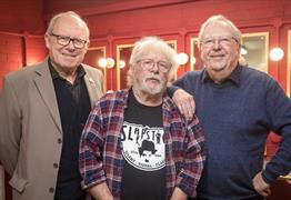 Laughter in Lockdown: 50th anniversary of The Goodies by Slapstick Festival