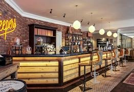 Keepers Kitchen & Bar @ Mercure Bristol Grand Hotel